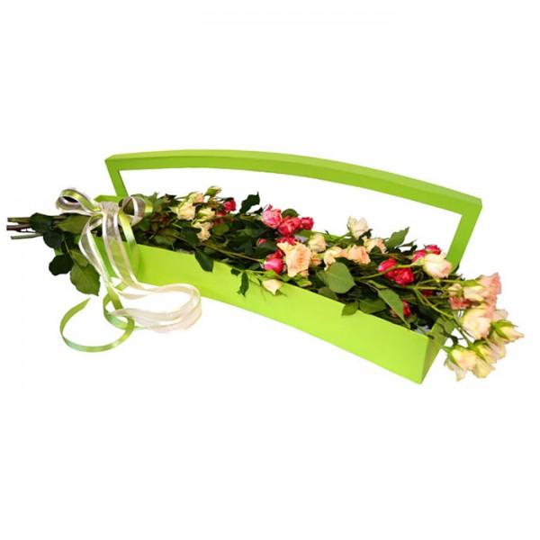 Коробка для орхидей.
