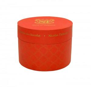 Круглая коробка, 60х90(мм)