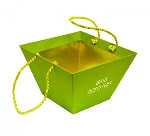 Коробка для цветов.
