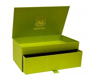 Коробка комод-шкатулка на 2бут.