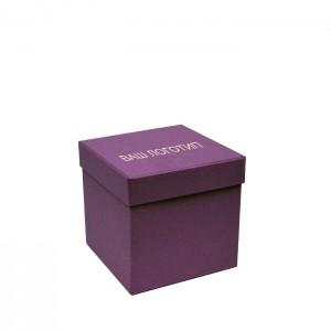 Коробка-куб.