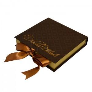 Коробка-книжка для конфет