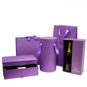 Подарочная упаковка для алкогольной продукции