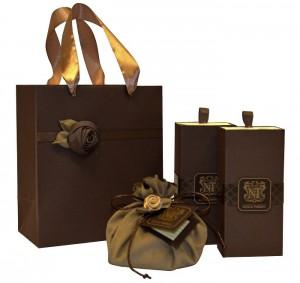 Стильные подарочные пакеты