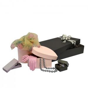 Подарочные коробки для fashion индустрии, шуб и платьев